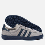 Кроссовки adidas Originals Mallison Spezial Light Onix/Night Navy/White фото- 1