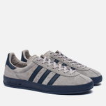 Кроссовки adidas Originals Mallison Spezial Light Onix/Night Navy/White фото- 2