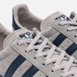 Кроссовки adidas Originals Mallison Spezial Light Onix/Night Navy/White фото- 3