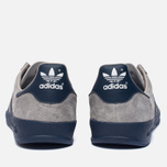 Кроссовки adidas Originals Mallison Spezial Light Onix/Night Navy/White фото- 5