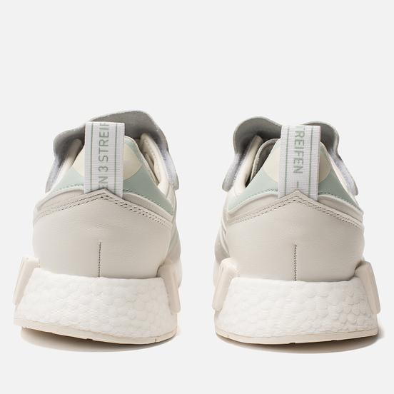 Мужские кроссовки adidas Originals Micropacer X R1 Cloud White/White/Grey One