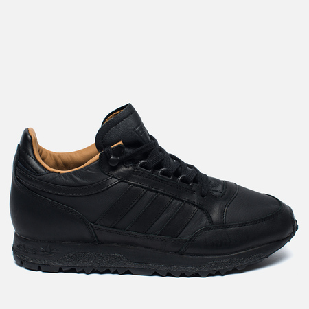 Мужские кроссовки adidas Originals Mounfield II Spezial Black/Sand