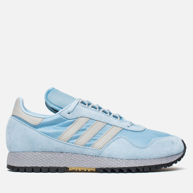 Мужские кроссовки adidas Originals New York Carlos Spezial Clear Blue/Clear Granite