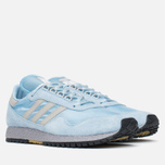 Мужские кроссовки adidas Originals New York Carlos Spezial Clear Blue/Clear Granite фото- 1