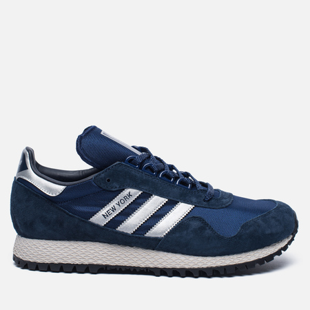 Мужские кроссовки adidas Originals New York Navy/Silver/Black