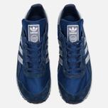 Мужские кроссовки adidas Originals New York Navy/Silver/Black фото- 4