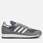 Мужские кроссовки adidas Originals New York Spezial Granite/Clear Grey фото- 0