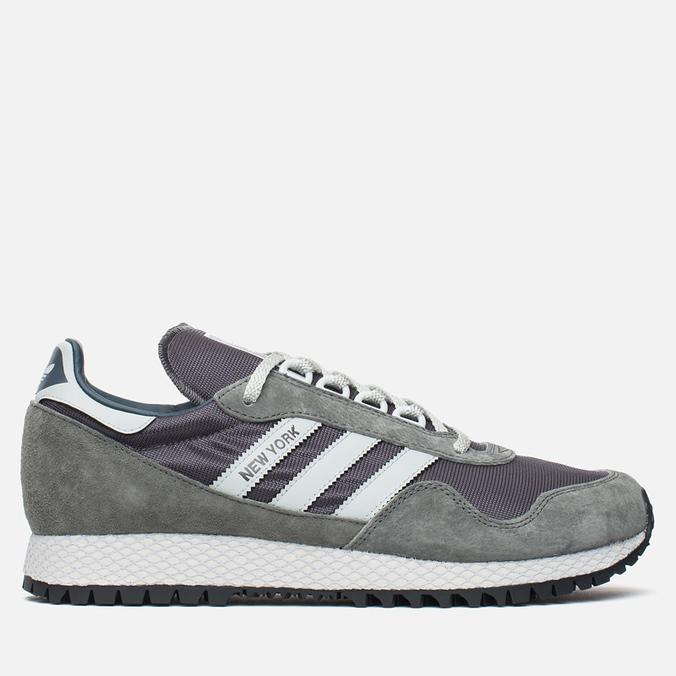 Мужские кроссовки adidas Originals New York Spezial Granite/Clear Grey