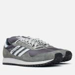 Мужские кроссовки adidas Originals New York Spezial Granite/Clear Grey фото- 1