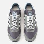 Мужские кроссовки adidas Originals New York Spezial Granite/Clear Grey фото- 4