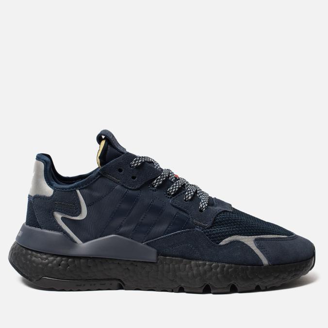 Мужские кроссовки adidas Originals Nite Jogger Collegiate Navy/Collegiate Navy/Core Black