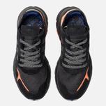Мужские кроссовки adidas Originals Nite Jogger Core Black/Carbon/Act Blue фото- 4