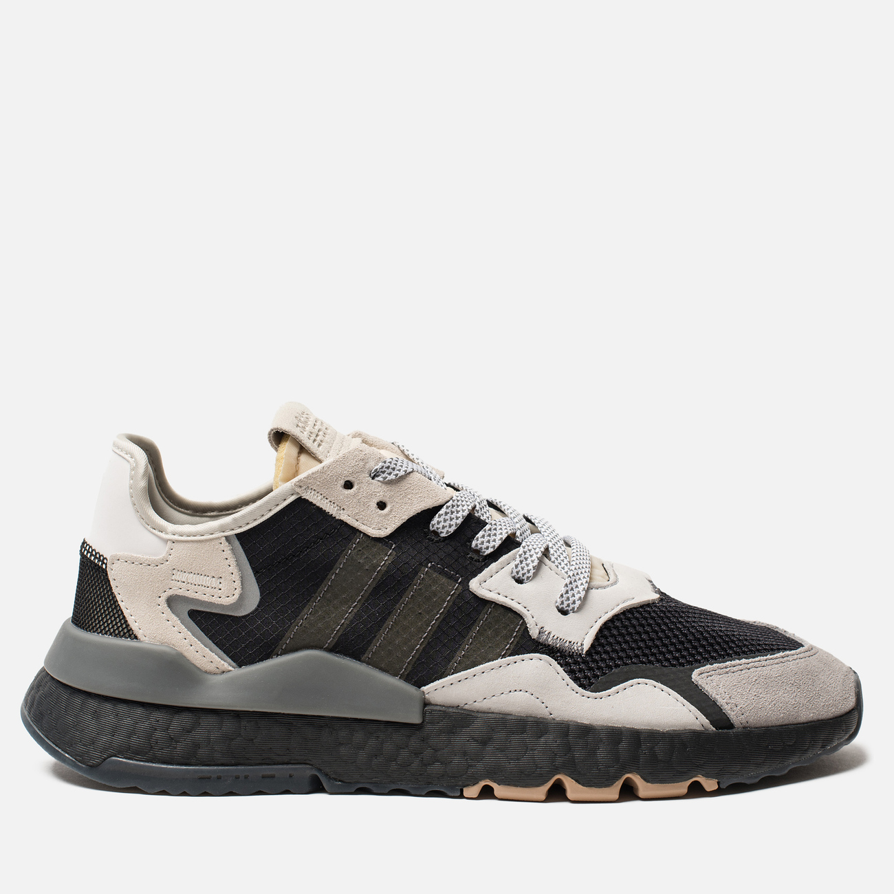Кроссовки adidas Originals Nite Jogger Core Black/Carbon/White