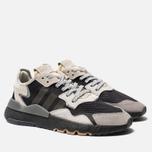 Мужские кроссовки adidas Originals Nite Jogger Core Black/Carbon/White фото- 1