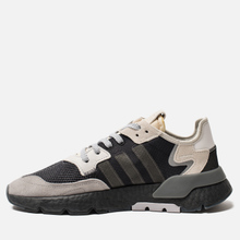 Кроссовки adidas Originals Nite Jogger Core Black/Carbon/White фото- 2