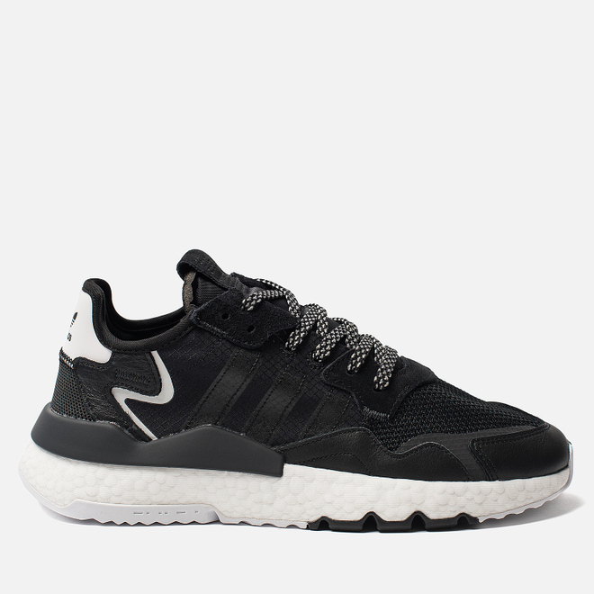 Мужские кроссовки adidas Originals Nite Jogger Core Black/Core Black/Carbon