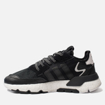 Мужские кроссовки adidas Originals Nite Jogger Core Black/Core Black/Carbon фото- 1