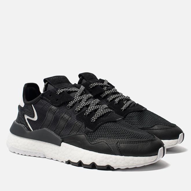 Мужские кроссовки adidas Originals Nite Jogger Core Black/Core Black/Carbon
