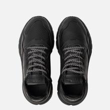 Мужские кроссовки adidas Originals Nite Jogger Core Black/Core Black/Core Black фото- 1