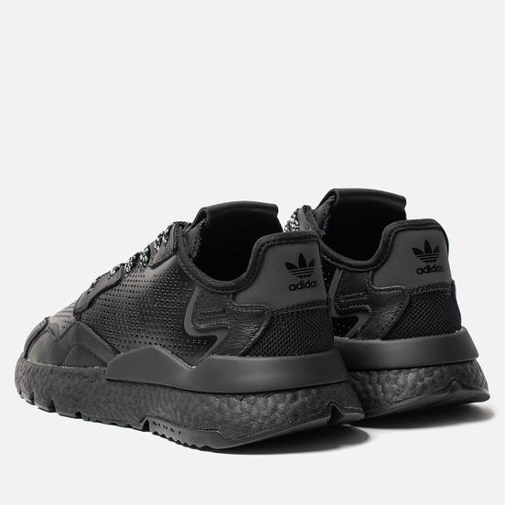 Мужские кроссовки adidas Originals Nite Jogger Core Black/Core Black/Core Black