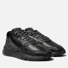 Мужские кроссовки adidas Originals Nite Jogger Core Black/Core Black/Core Black фото- 0