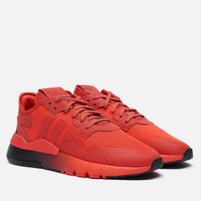 Мужские кроссовки adidas Originals Nite Jogger Hi-Res Red/Hi-Res Red/Core Black фото- 0