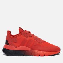 Мужские кроссовки adidas Originals Nite Jogger Hi-Res Red/Hi-Res Red/Core Black фото- 3