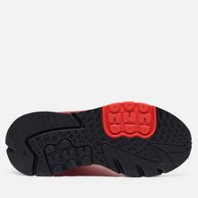 Мужские кроссовки adidas Originals Nite Jogger Hi-Res Red/Hi-Res Red/Core Black фото- 4