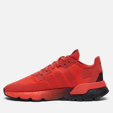 Мужские кроссовки adidas Originals Nite Jogger Hi-Res Red/Hi-Res Red/Core Black фото- 5