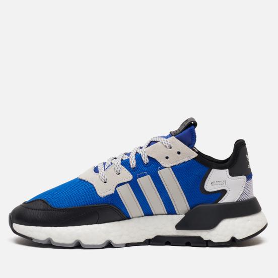 Мужские кроссовки adidas Originals Nite Jogger Royal Blue/Grey One/Cloud White