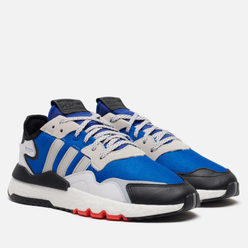 Мужские кроссовки adidas Originals Nite Jogger Royal Blue/Grey One/Cloud White