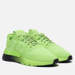 Мужские кроссовки adidas Originals Nite Jogger Signal Green/Signal Green/Core Black
