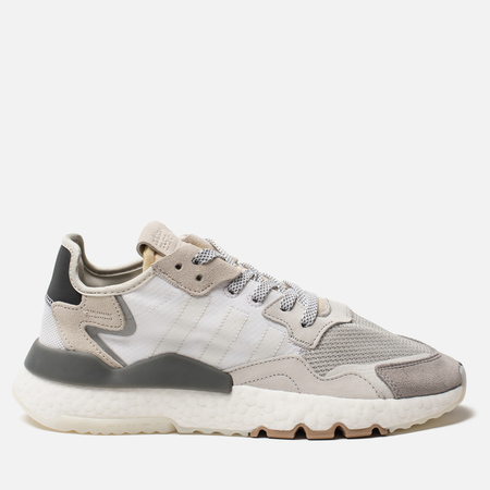 Кроссовки adidas Originals Nite Jogger White/Crystal White/Core Black
