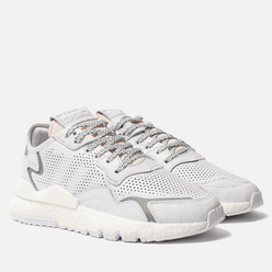 Мужские кроссовки adidas Originals Nite Jogger White/White/White