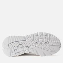 Мужские кроссовки adidas Originals Nite Jogger White/White/White фото- 4