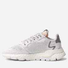Мужские кроссовки adidas Originals Nite Jogger White/White/White фото- 5