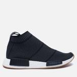 Кроссовки adidas Originals NMD City Sock 1 Primeknit Core Black/Gum фото- 0