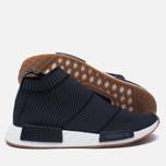Кроссовки adidas Originals NMD City Sock 1 Primeknit Core Black/Gum фото- 1