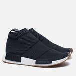 Кроссовки adidas Originals NMD City Sock 1 Primeknit Core Black/Gum фото- 2