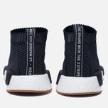 Кроссовки adidas Originals NMD City Sock 1 Primeknit Core Black/Gum фото- 3