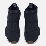 Кроссовки adidas Originals NMD City Sock 1 Primeknit Core Black/Gum фото- 4