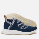 Кроссовки adidas Originals NMD City Sock 2 Primeknit Collegiate Navy/White/White фото- 1