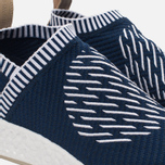 Кроссовки adidas Originals NMD City Sock 2 Primeknit Collegiate Navy/White/White фото- 3