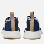 Кроссовки adidas Originals NMD City Sock 2 Primeknit Collegiate Navy/White/White фото- 5