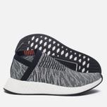 Кроссовки adidas Originals NMD City Sock 2 Primeknit Core Black/White фото- 1