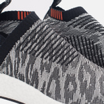 Кроссовки adidas Originals NMD City Sock 2 Primeknit Core Black/White фото- 3