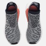 Кроссовки adidas Originals NMD City Sock 2 Primeknit Core Black/White фото- 4