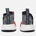 Кроссовки adidas Originals NMD City Sock 2 Primeknit Core Black/White фото- 5