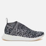 Кроссовки adidas Originals NMD City Sock 2 Primeknit Zebra Pack Crystal White/Core Black фото- 0