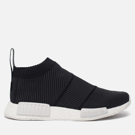 Кроссовки adidas Originals NMD City Sock 1 Gore-Tex Primeknit Core Black/Core Black/White